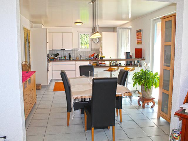 Bien immobilier - Féchy - Villa mitoyenne 6.5 pièces