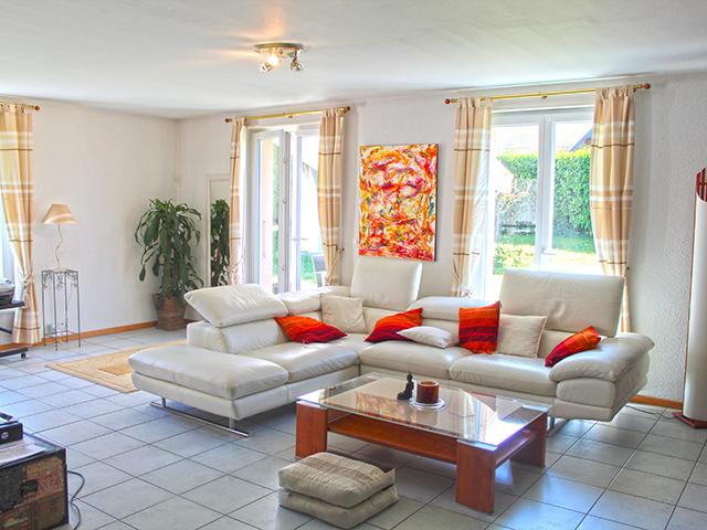 Féchy 1173 VD - Villa mitoyenne 6.5 pièces - TissoT Immobilier
