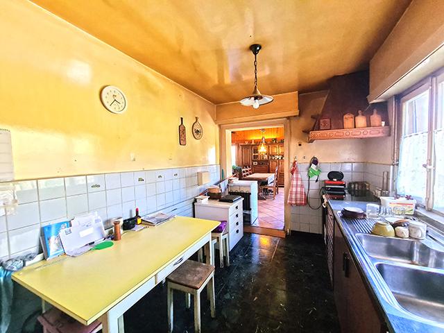 Ecoteaux TissoT Immobilier : Ferme 13.0 pièces