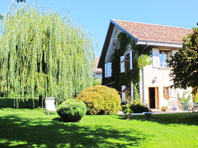 Immobiliare - Etoy - Casa in villaggio 8.5 locali