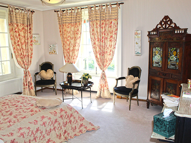 Bien immobilier - Etoy - Maison villageoise 8.5 pièces
