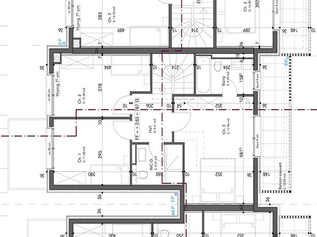 Villarlod 1695 FR - Villa mitoiana 4.5 rooms - TissoT Immobiliare