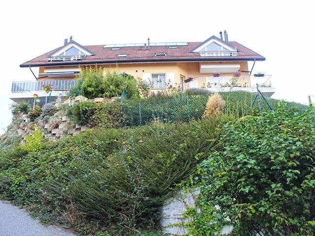 Lussery-Villars TissoT Realestate : Rez-jardin 4.5 rooms