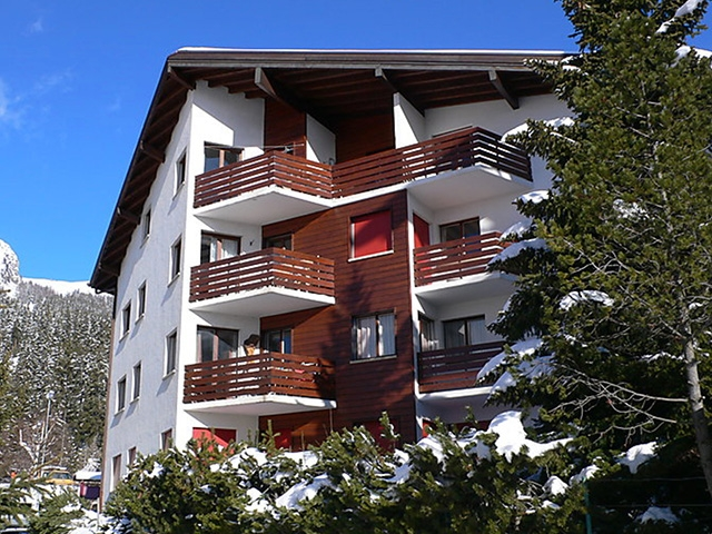 Crans-Montana -Maisonette 7.0 rooms - purchase real estate apartment in the mountains