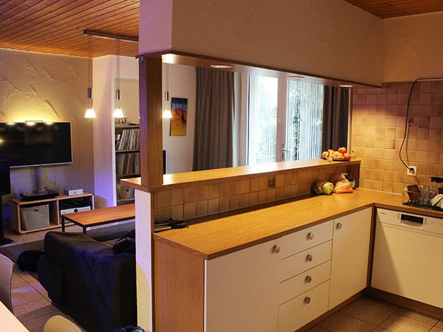 Prilly TissoT Realestate : Rez-jardin 3.5 rooms