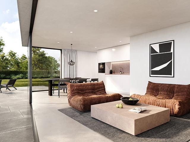 St-Légier-La Chiésaz - Magnifique Villa jumelle 4.5 pièces - Vente immobilière
