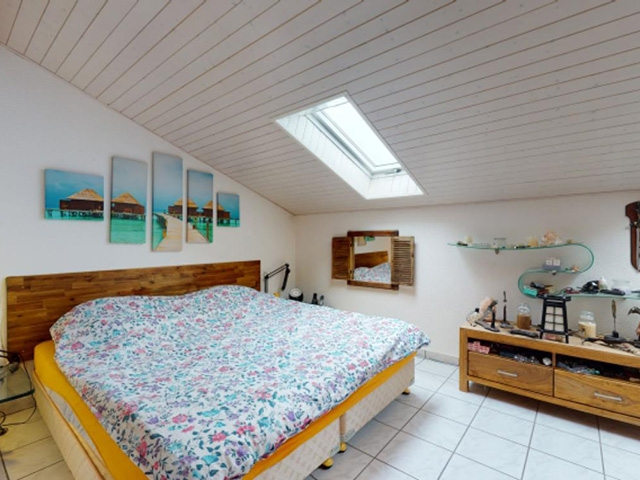 real estate - Le Mouret - Appartement 4.5 rooms