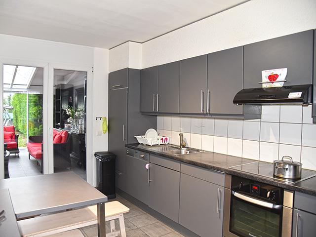 real estate - Genthod  - Villa mitoyenne 7 rooms