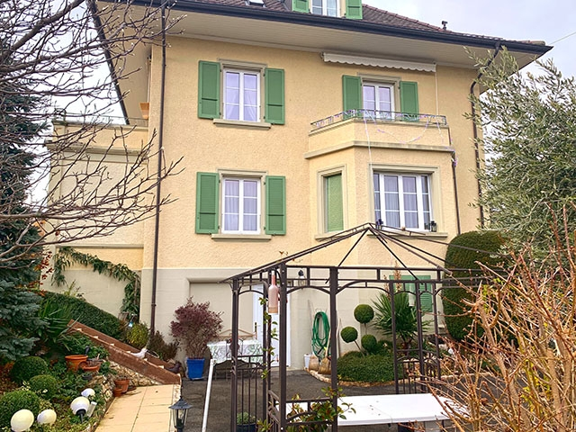 Lausanne - Detached House 10 rooms - real estate purchase