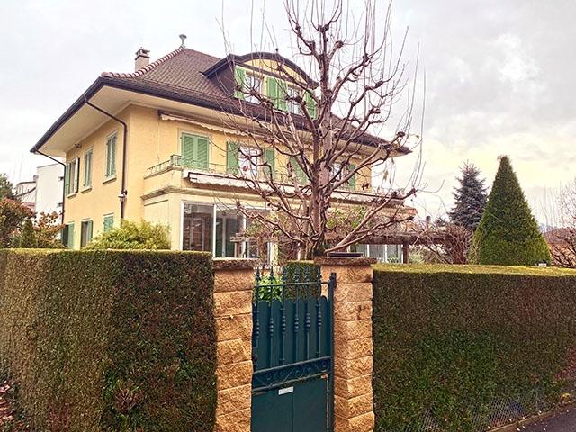 Bien immobilier - Lausanne - Villa individuelle 10 pièces