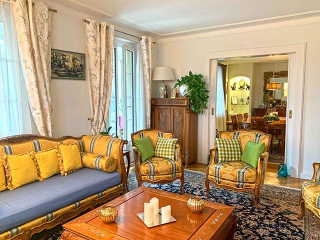 Lausanne 1010 VD - Villa individuelle 10 pièces - TissoT Immobilier