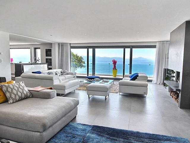 Bien immobilier - Bougy-Villars - Villa individuelle 14 pièces