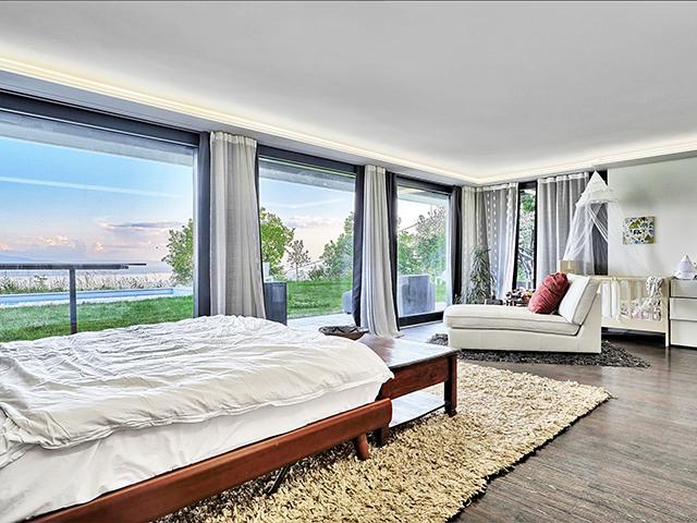 Bougy-Villars TissoT Immobilier : Villa individuelle 14 pièces