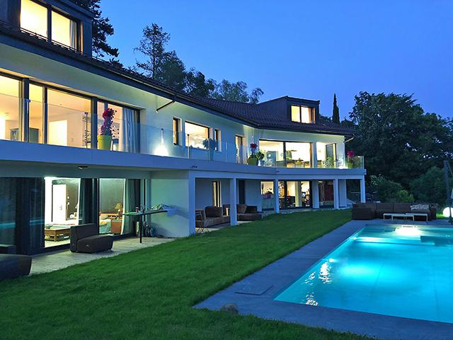 Bougy-Villars 1172 VD - Villa individuelle 14 pièces - TissoT Immobilier