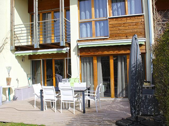 real estate - Belmont-sur-Lausanne - Villa jumelle 6.5 rooms