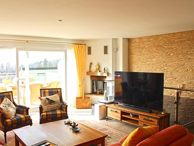 Aran 1091 VD - Villa jumelle 5.5 pièces - TissoT Immobilier