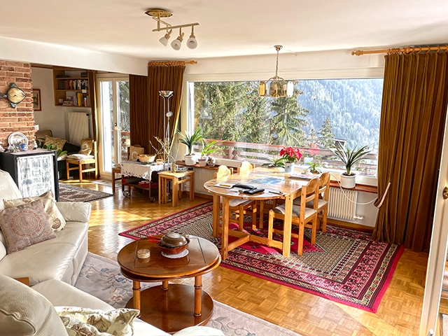 Caux - Chalet 5.5 rooms