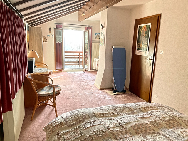 real estate - Caux - Chalet 5.5 rooms