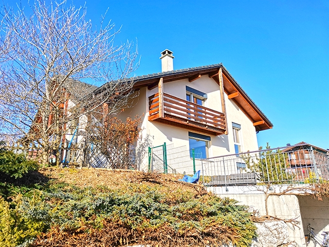 Bien immobilier - Marsens - Villa 7.5 pièces