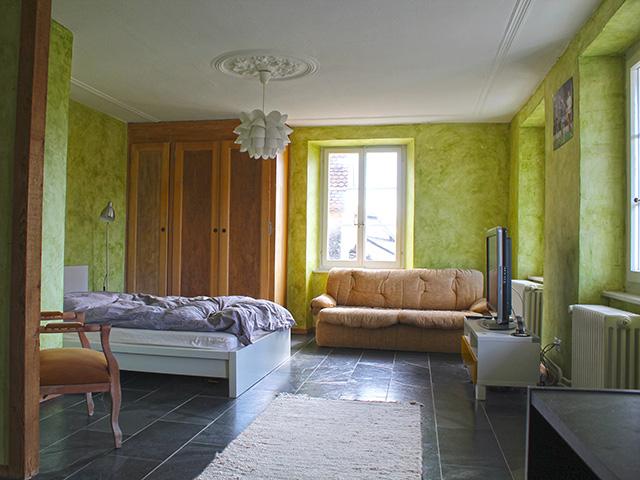 Собственность - Chavannes-le-Veyron - деревенский домик  10 комната
