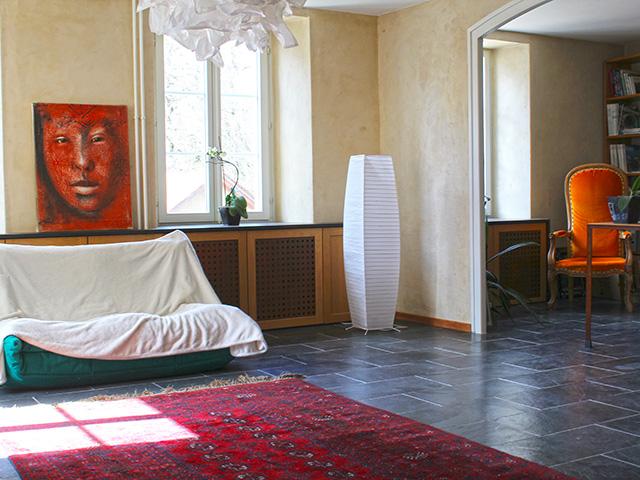 Chavannes-le-Veyron ТиссоТ Недвижимость: деревенский домик  10 комната