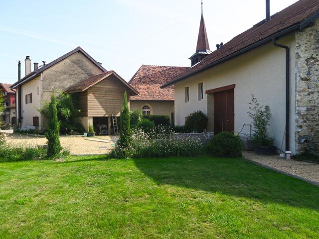Недвижимость - Chavannes-le-Veyron - Maison villageoise 10 комната