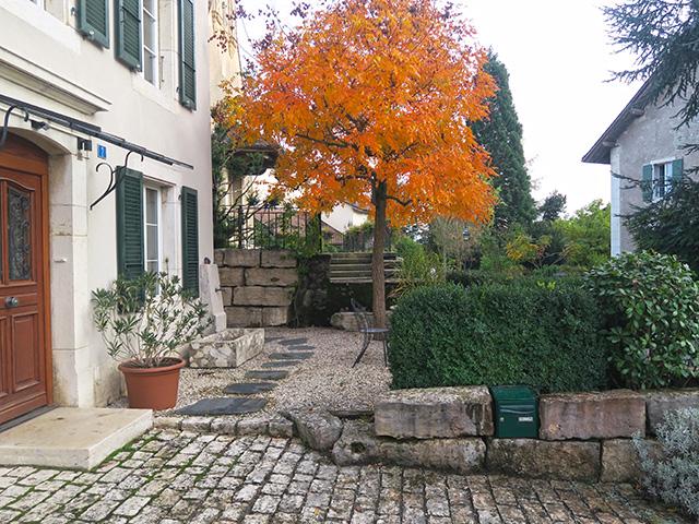 Chavannes-le-Veyron ТиссоТ Недвижимость : Maison villageoise 10 комната