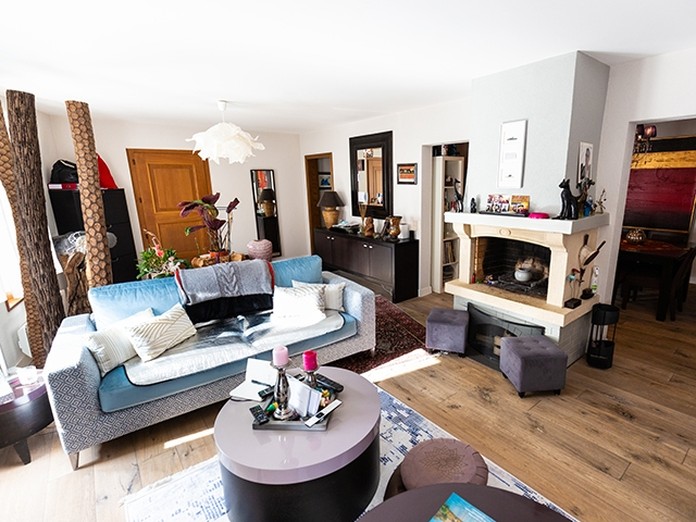 Trélex - Magnifique Appartement 6.0 pièces - Vente immobilière