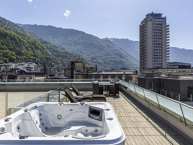 Bien immobilier - Montreux - Appartement 3.5 pièces