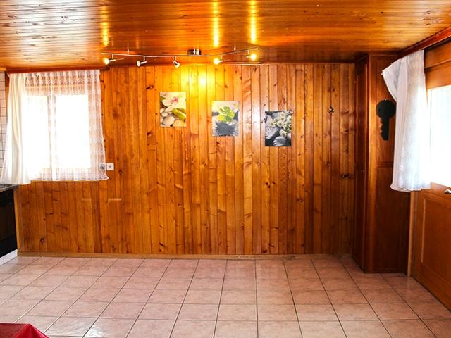 Les Diablerets ТиссоТ Недвижимость : Chalet 10.0 комната