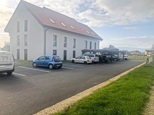 Corcelles-près-Payerne 1562 VD - Appartement 2.5 pièces - TissoT Immobilier