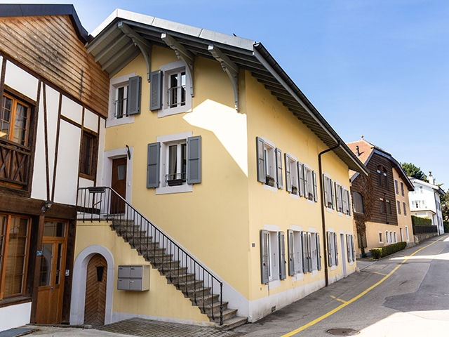 Собственность - Commugny - Maison villageoise 7.0 КОМНАТ