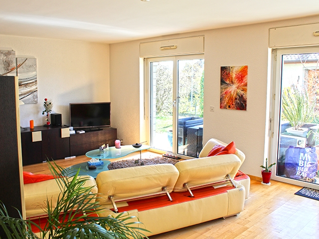Morges - Flat 3.5 rooms - real estate purchase