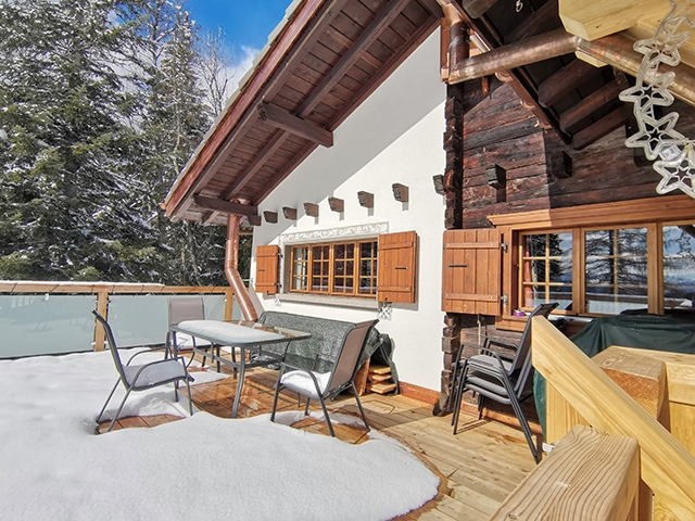 Gryon - Chalet 7.0 rooms - real estate purchase