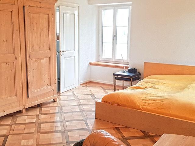Mézières FR TissoT Realestate : Appartement 5.5 rooms