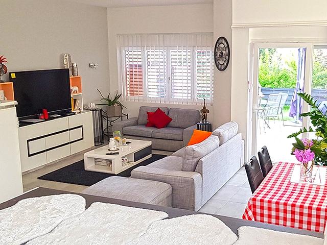 Bien immobilier - Savigny - Villa jumelle 6.0 pièces