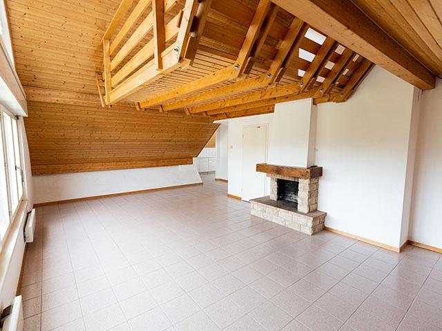 Bien immobilier - Bogis-Bossey - Appartement 5.5 pièces