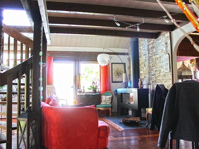 Cheseaux-Noreaz  TissoT Immobilier : Villa 5.5 pièces