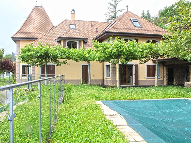 Blonay - Splendide Villa 6.0 pièces - Vente immobilière