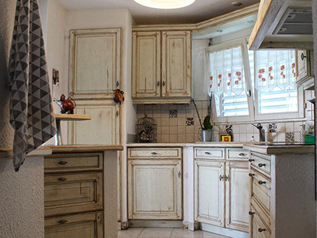 Bien immobilier - Yverdon-les-Bains - Rez-jardin 3.5 pièces