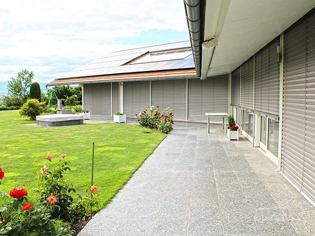Bien immobilier - Jouxtens-Mézery - Villa 8.5 pièces