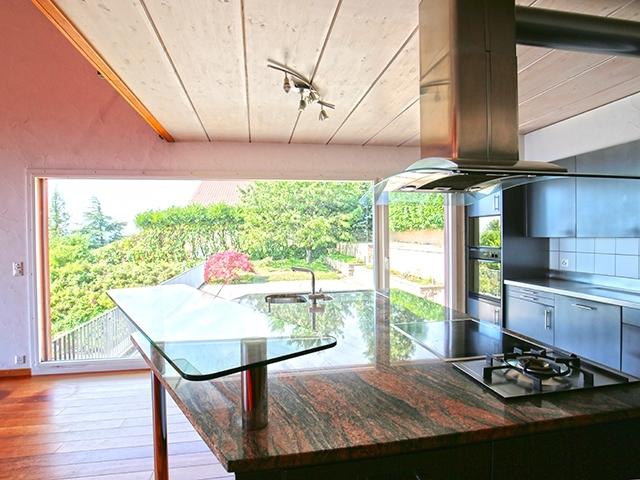 Arzier TissoT Immobiliare : Villa 7.5 rooms