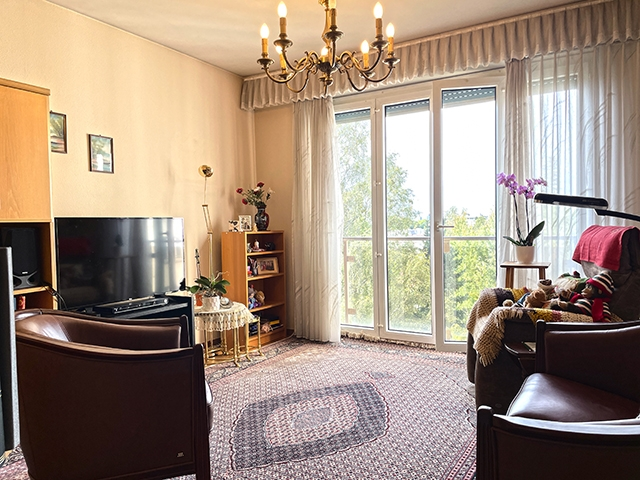 Lausanne - Appartamento 3.5 locali - Immobiliare transazione