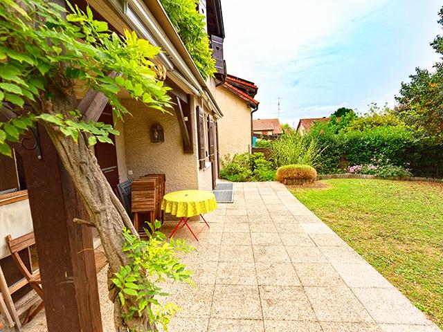 Immobiliare - Collex-Bossy - Villa contigua 7.0 locali