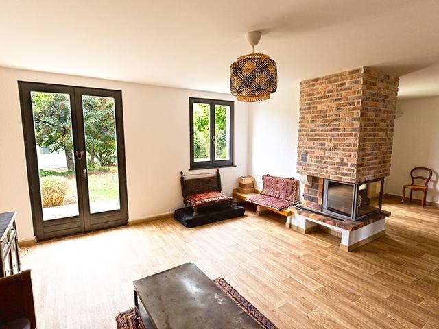 Collex-Bossy 1239 GE - Villa contigua 7.0 rooms - TissoT Immobiliare