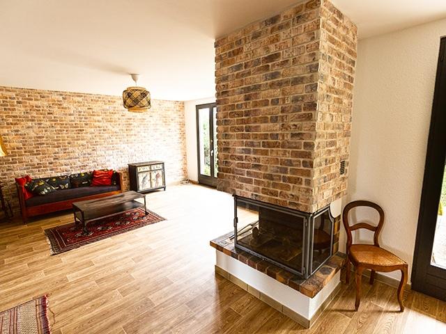 real estate - Collex-Bossy - Villa contiguë 7.0 rooms