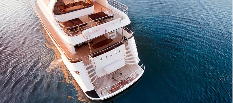 Charter Marti 80 - Splendide Pearl 1998 TissoT Yachts Suisse