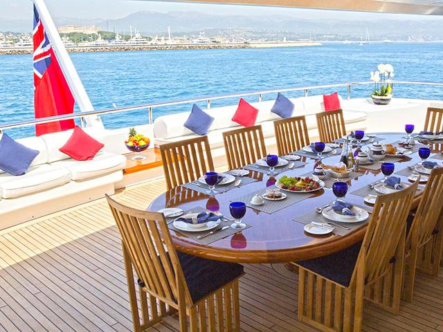 Yacht Amels Sarah Tissot Yachts International