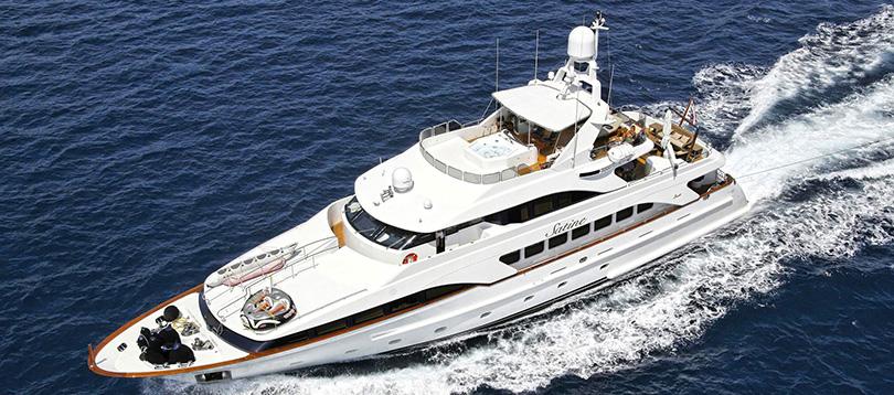Benetti - Splendide Classic 35 2001 TissoT Yacht Charter  Switzerland