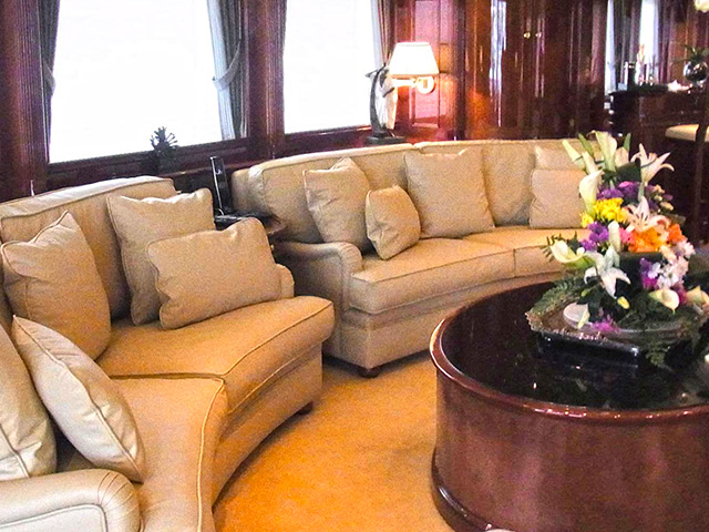 Yacht Benetti Classic 35 TissoT Immobilien